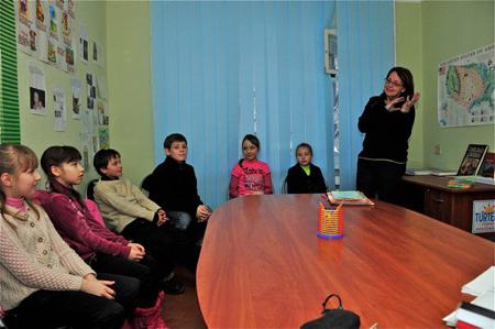 Изучение английского языка в филиале Лардан (Желтые Воды)